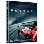 DVD Ferrari: Rumo à Imortalidade