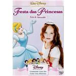 DVD Festa das Princesas Disney
