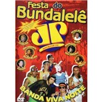 Dvd Festa do Bundalelê - Jovem Pan Sat