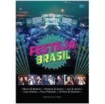 DVD Festeja Brasil