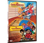 DVD Fievel: um Conto Americano 3 e 4
