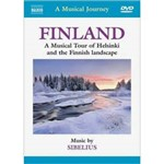DVD Finland: a Musical Tour Of Helsinki And The Finnish Landscape (Importado)