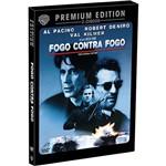 DVD Fogo Contra Fogo - Edição Especial com 2 Discos