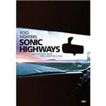 DVD - Foo Fighters - Sonic Highways (4 Discos)