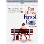 DVD Forrest Gump: o Contador de Histórias