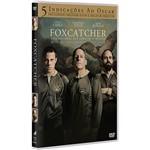 DVD - Foxcatcher: uma História que Chocou o Mundo