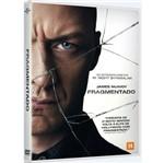 DVD Fragmentado