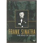 DVD Frank Sinatra - The King Of Swing