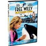 DVD - Free Willy: a Grande Fuga