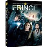 DVD - Fringe: a Grande Conspiração a Quinta e Última Temporada Completa (4 DVD's)