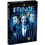 DVD Fringe: a Quarta Temporada Completa