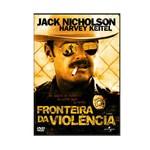 DVD Fronteira da Violência