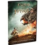 DVD - Fúria de Titãs 2