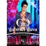 DVD Gabriel Gava - ao Vivo em Goiânia