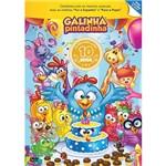 DVD Galinha Pintadinha 10 Anos