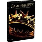 DVD Game Of Thrones: 2ª Temporada Completa (5 Discos)