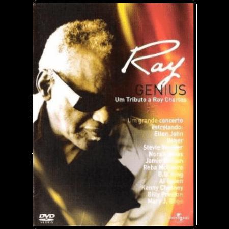 DVD Genius - um Tributo a Ray Charles