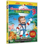 DVD - George, o Curioso - de Volta para a Selva