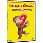 DVD George, o Curioso 2 - Siga Aquele Macaco