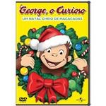 DVD George o Curioso - um Natal Cheio de Macacadas