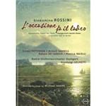 DVD Gioacchino Rossini - L'occasione Fa Il Ladro (Importado)