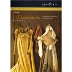 DVD Gioachino Rossini - La Cenerentola (Importado) - 2 DVDs
