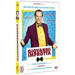 DVD - Giovanni Improtta