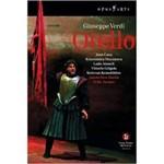 DVD Giuseppe Verdi - Otello (Importado)