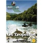 Dvd Globo Rural - os Tropeiros