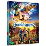 DVD - Goosebumps 2 - Halloween Assombrado