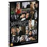 DVD - Gossip Girl: a Garota do Blog - a 6ª Temporada Completa (3 Discos)