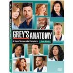 DVD Grey's Anatomy 6 Discos Temporada 9