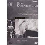 DVD Hans Knappertsbusch At Wiener Festwochen 1963 (Importado)