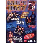 DVD Hard' N Heavy - Vol 1