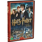 DVD Harry Potter e a Câmara Secreta