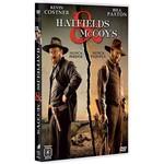 DVD - Hatfields & Mccoys (3 Discos)