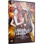 DVD Hellboy 2 - o Exército Dourado