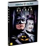 DVD Heróis Vs Vilões: Batman o Filme