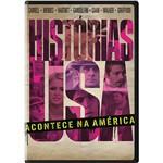 DVD História USA: Acontece na América