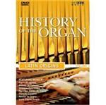 DVD History Of The Organ - Volume 1 ? Latin Origins (Importado)