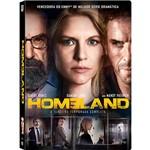 DVD - Homeland - a Terceira Temporada Completa
