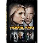DVD Homeland - Segurança Nacional 2ª Temporada (4 Discos)
