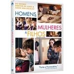 Dvd - Homens, Mulheres e Filhos
