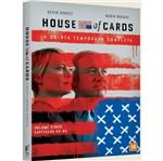 DVD House Of Cards - Quinta Temporada (4 DVDs)