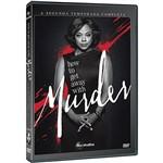 DVD - How To Get Away With Murder (2ª Temporada Completa)