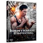 DVD - Identidade Especial: o Herói Retorna