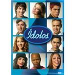 DVD Ídolos (Finalistas)