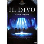 DVD IL Divo - Live In London