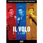 DVD - IL Volo - We Are Love - Live From Miami Beach At Jackie Gleason Theatre
