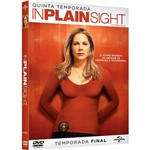 DVD In Plain Sight - Testemunha Ocular: 5ª Temporada (2 Discos)